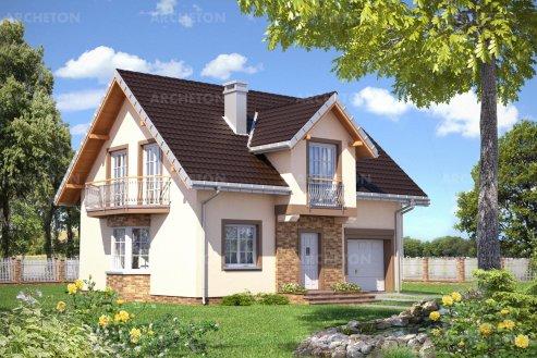 Проект дома Софи Прима