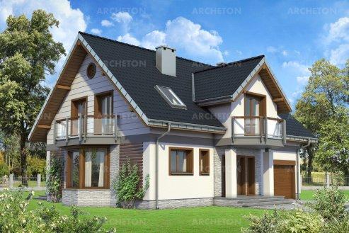 Проект дома Софи Ультра