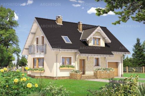 Проект дома Зоя Нео