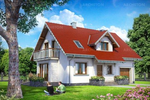 Проект дома Зоя Солис
