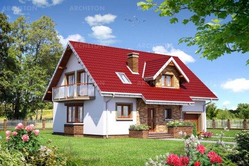 Проект дома Зоя Ультра