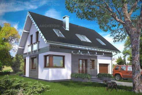 Проект дома Зойка Нано