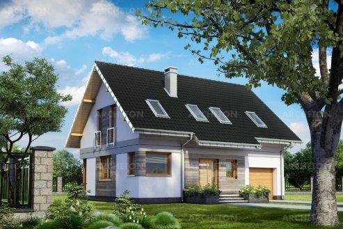 Проект дома Зойка Нео