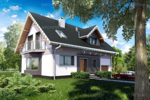 Проект дома Зойка Сток
