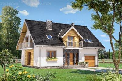 Проект дома Зольтан