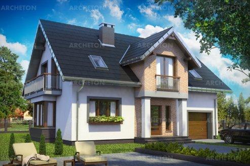 Проект дома Зольтан Ату