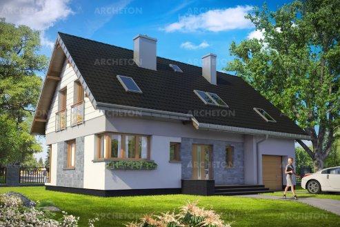 Проект дома Зольтан Нео