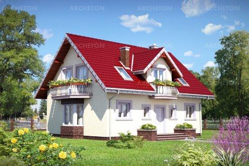 Проект дома Зора