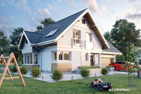 Проект дома Заря Г2