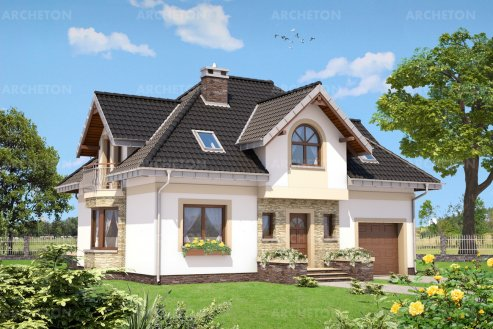 Проект дома Зуля