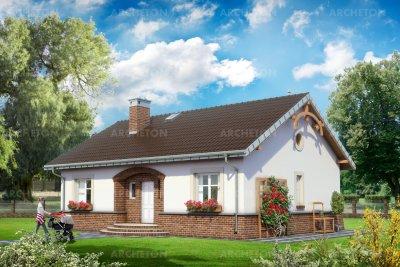 Проект дома Зуза