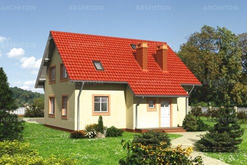 Проект дома Зенит