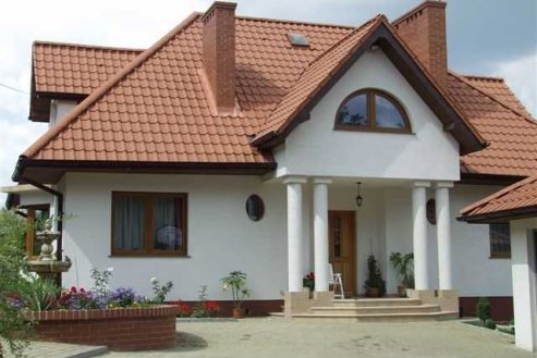 Проект дома Рябчик